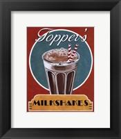 Framed Milkshakes
