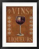 Cocktail Hour II Framed Print