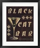 Cocktail Hour III Framed Print