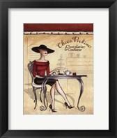 Femme Elegante I Framed Print