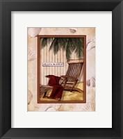 Parasol Club II Framed Print