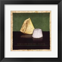 Cheeses I Framed Print