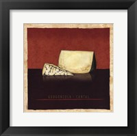Cheeses III Framed Print