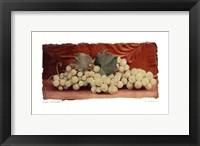 Grape Harvest II Framed Print