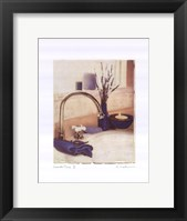 Lavender Time I Framed Print