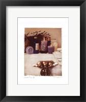 Lavender Time II Framed Print