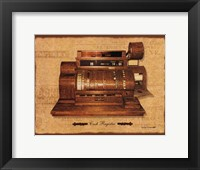 General Store I Framed Print