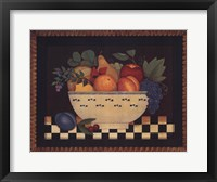 Framed Fruit of the Spirit