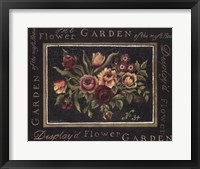 Flower Garden No.34 Framed Print