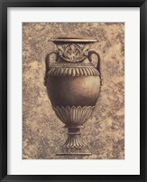 Framed Classical Urn Series 1-A