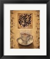 Tea Defined Framed Print