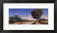 Refuge Road Framed Print