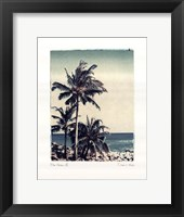 Blue Horizon III Framed Print