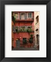 Framed Foto 324 Sepia