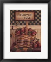 Framed Harvest Time