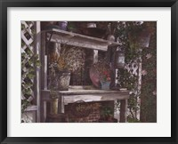 Framed Take Me Home Country Rose
