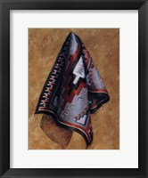 Ganado Weaving Framed Print
