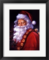 Framed St.Nick