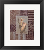 Small Lillies Framed Print