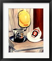 Framed Helmets - A TRadition (Signed & Numbered Limited Edition)