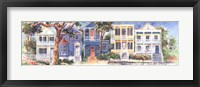 Low Country Collection I Framed Print