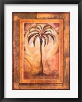 Framed Palm Passage II