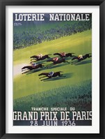 Framed Loterie Nationale