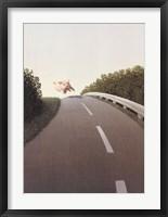 Framed Highway Pig