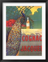 Framed Cognac Jacquet