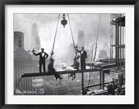 Framed Waldorf 1930