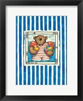 Wasserspiele Framed Print