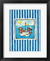 Bar Ahoi Framed Print
