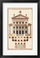 Framed Palladio Facade II