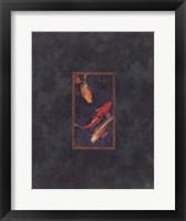 Framed Koi II