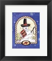 Sombrero Framed Print