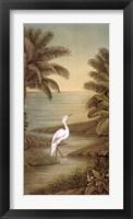 Framed Palmetto Passage I