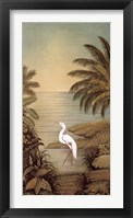 Palmetto Passage II Framed Print