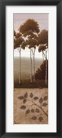 November Light III Framed Print
