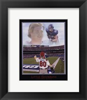 Framed Little Showman - Jeremy Shockey