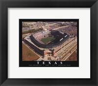 Framed Texas - Arlinton