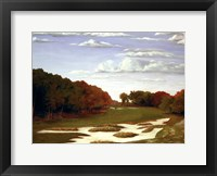 Framed Late Season at Bethpage Black
