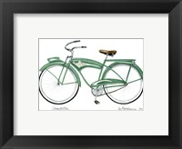 Chantilly Framed Print