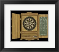 Framed Darts I