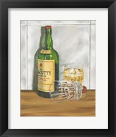 Framed Scotch Series I
