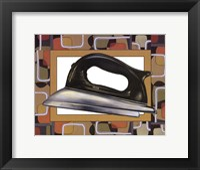 Framed Buck's Iron
