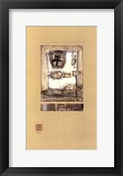 Framed Chinese Series - Peace I