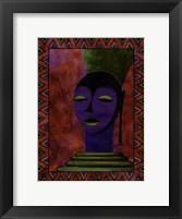 Framed African Beauty II