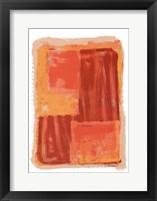 Framed Monoprint IV