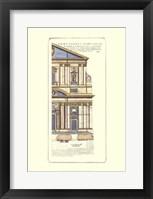 Framed Classical Faade II