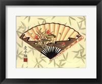 Art of the Geisha I Framed Print
